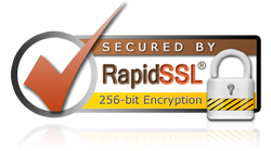 This is a RapidSSL Secured Site